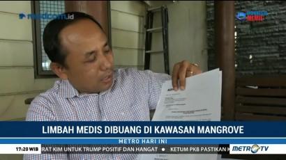 PT MHS Bantah Buang Limbah Medis di Kawasan Mangrove