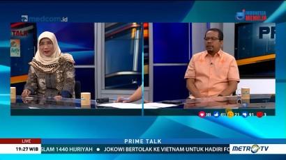 M Qodari: Tak Ada Benefit Bagi Demokrat Jika Prabowo Menang
