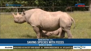 Saving Species with Feces