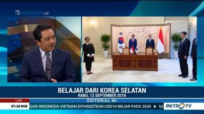 Bedah Editorial MI: Belajar dari Korea Selatan