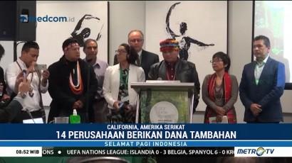 14 Perusahaan Beri Dana Tambahan untuk Pelestarian Hutan