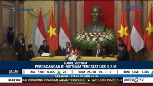 Jokowi Minta Vietnam Hilangkan Hambatan Ekspor Mobil