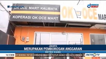 Nasib OKE OCE Mart Kalibata