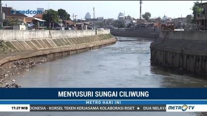 Menyusuri Sungai Ciliwung