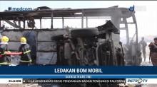 Ledakan Bom Mobil di Irak Menewaskan Enam Orang