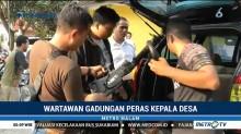 Polisi Tangkap Wartawan Gadungan di Tangerang