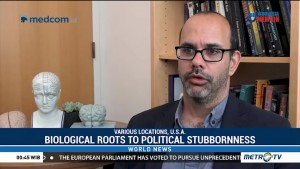 Biological Roots to Political Stubbornness