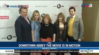 'Downtown Abbey' Movie Officially a Go with Series Cast Returning