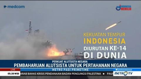 Modernisasi Alutsista TNI untuk Pertahanan Negara (1)