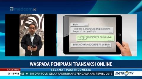 Cegah Penipuan Transaksi Online Lewat CekRekening.id