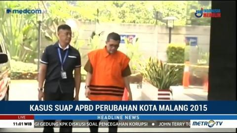 KPK Periksa Empat Anggota DPRD Malang