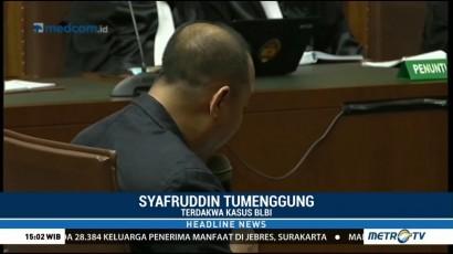 Terdakwa Kasus BLBI Bantah Tudingan JPU