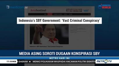 Media Asiang Soroti Dugaan 'Konspirasi Kejahatan Besar' Era SBY