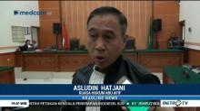 Divonis 11 Tahun, Abu Afif Tak Ajukan Banding
