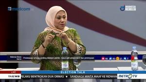 Election Talk: Politisasi Emak-emak (2)