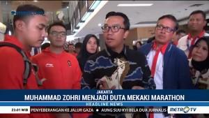 Suarakan Lombok Bangkit Lewat Mekaki Marathon 2018