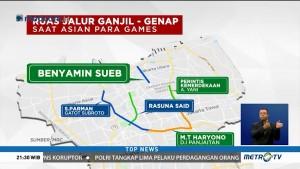 Bagaimana Kelanjutan Ganjil Genap Usai Asian Games 2018?