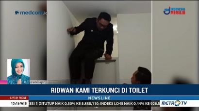Dengar Teriakan Ridwan Kamil, Atalia Terobos Toilet Pria