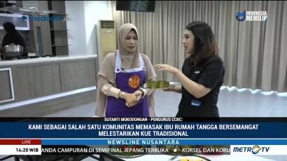 Semangat Para Wanita Makassar Lestarikan Kue Tradisional