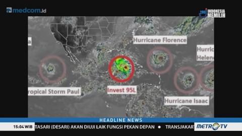 9 Badai di Dunia Bergerak Bersamaan