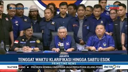 NasDem Tunggu Iktikad Baik Rizal Ramli