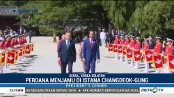 Di Balik Kunjungan Ketiga Presiden Jokowi ke Korea Selatan