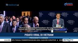 Cerita Jokowi dari Hanoi