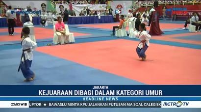 Mencari Bibit Unggul Lewat Taekwondo Kapolri Cup 2018