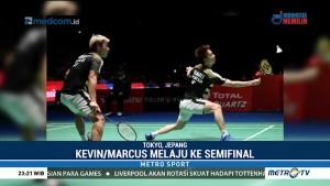 Kevin/Marcus dan Greysia/Apriyani Lolos ke Perempat Final Jepang Terbuka 2018