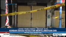 Lima Orang Tewas dalam Kebakaran Dua Ruko di Makassar