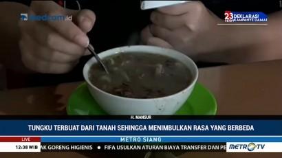 Coto Makassar dengan Cita Rasa Berbeda