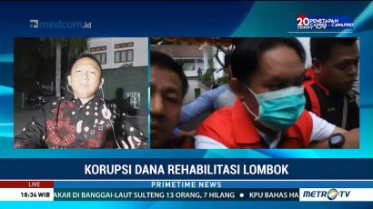 Korupsi Dana Rehabilitasi Lombok, Kejari Selidiki Keterlibatan Anggota DPRD Lain