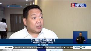 Charles Honoris: Debat dengan Bahasa Inggris Tak Nasionalis