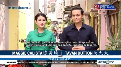Mencicipi Kuliner Khas Kalimantan Barat (1)