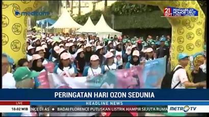 Kementerian LHK Kampanyekan 8 Perilaku Ramah Ozon
