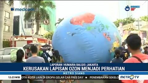 Ayo Berperan Menjaga Lapisan Ozon