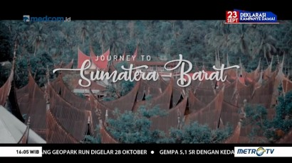 Journey to Sumatera Barat (1)