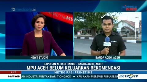 Pemprov Aceh Tunggu Putusan Pakar Kesehatan Terkait Vaksin MR