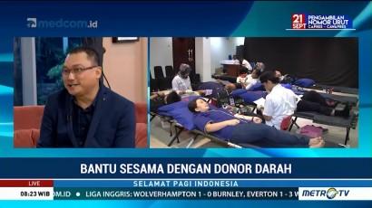 Ayo Bantu Sesama dengan Donor Darah (1)