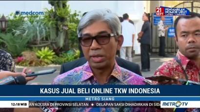 Tanggapan Wamenlu soal Kasus Jual Beli Online TKW Indonesia