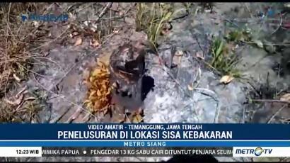 Kebakaran di Gunung Sumbing dan Sindoro Diduga Disengaja