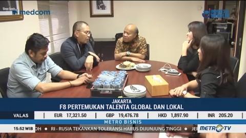 F8 akan Pertemukan Talenta Seni Global dan Lokal