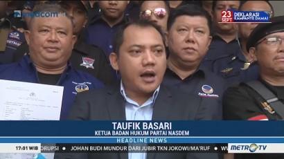 Rizal Ramli Dianggap Memfitnah dan Menghina Surya Paloh