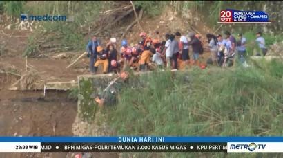 Korban Tewas Topan Mangkhut di Filipina Jadi 65 Orang