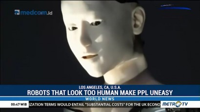 Why Robots That Look Too Human Make Some People Uneasy?