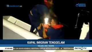 Kapal Imigran Tenggelam di Turki, Dua Orang Tewas