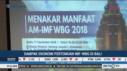 Dampak Ekonomi Pertemuan IMF-World Bank 2018 di Bali