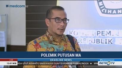 KPU akan Pelajari Putusan MA soal Eks Koruptor Boleh <i>Nyaleg</i>