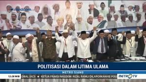 Kesepakatan Ijtima Ulama II Hasilkan 17 Poin Pakta Integritas