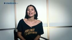 Hannah bercerita tentang Aruna dan lidahnya